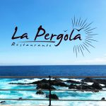 View Of The Sea From Restaurante La Pergola With Our Logo